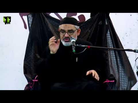 [3] Topic: عقیدۂ آخرت اور اہلِ آخرت   H.I Syed Ali Murtaza Zaidi   Safar 1439/2017 - Urdu