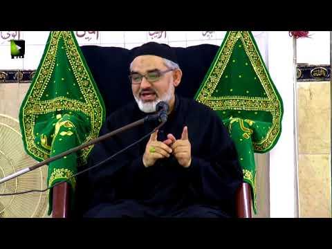[4]Topic:نہج البلاغہ اورعصرحاضر کی مشکلات | H.I Ali Murtaza Zaidi - Safar 1439/2017 - Urdu