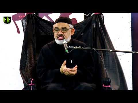 [5] Topic: عقیدۂ آخرت اور اہلِ آخرت   H.I Syed Ali Murtaza Zaidi   Safar 1439/2017 - Urdu