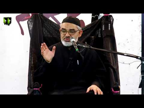 [6] Topic: عقیدۂ آخرت اور اہلِ آخرت   H.I Syed Ali Murtaza Zaidi   Safar 1439/2017 - Urdu