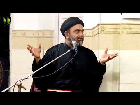 [7] Topic: سفر معرفت  | Moulana Muhammad Ali Naqvi - Safar 1439/2017 - Urdu