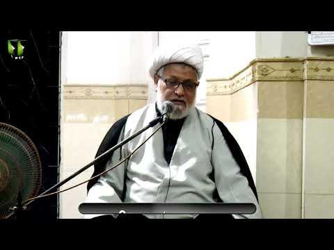 [1] Topic: سورہ العصر | H.I Ghulam Abbas Raesi - Muharram 1439/2017 - Urdu
