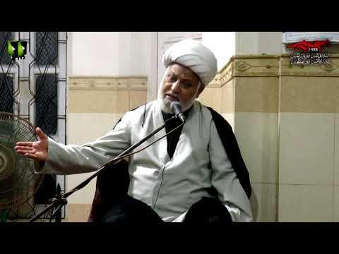 [2] Topic: سورہ العصر | H.I Ghulam Abbas Raesi - Muharram 1439/2017 - Urdu