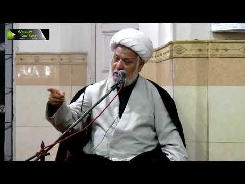 [5] Topic: سورہ العصر | H.I Ghulam Abbas Raesi - Muharram 1439/2017 - Urdu