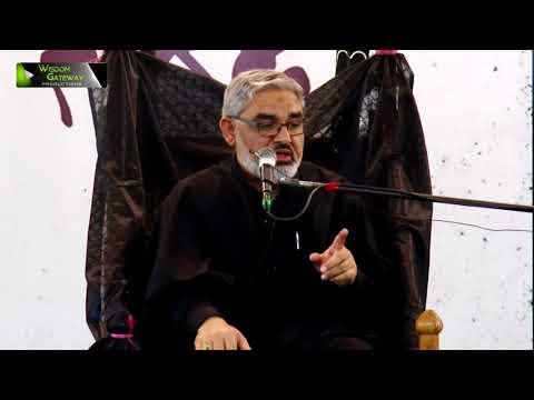 [9] Topic: عقیدۂ آخرت اور اہلِ آخرت   H.I Syed Ali Murtaza Zaidi   Safar 1439/2017 - Urdu