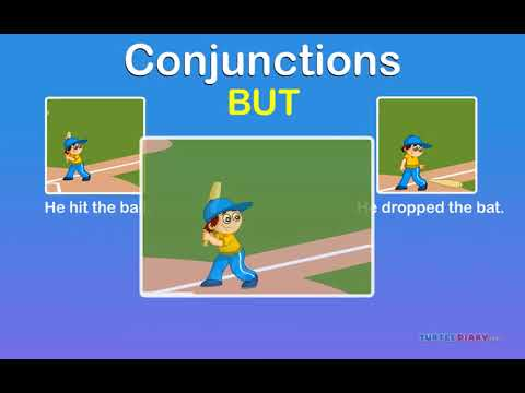 [Educational Videos] Conjunction Class II - English