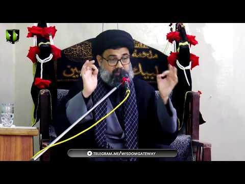 [3] Topic: تشیع اور بصیرت | H.I Ahmed Iqbal Rizvi | Safar 1439/2017 - Urdu