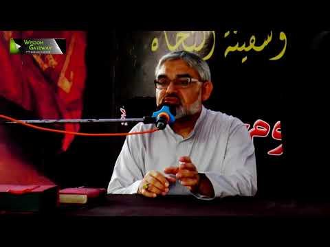 [Youm-e-Hussain as] Speech: H.I. Ali Murtaza Zaidi | Mehdia Hostel Karachi - Urdu