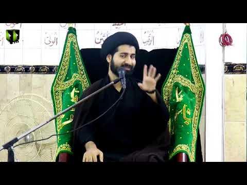 [3] Topic: معرفت امام اور ہمارا طرز زندگی | Moulana Arif Shah Kazmi | Safar 1439/2017 - Urdu