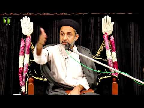 [2] H.I Syed Muhammad Haider Naqvi | Safar 1439/2017 - Urdu