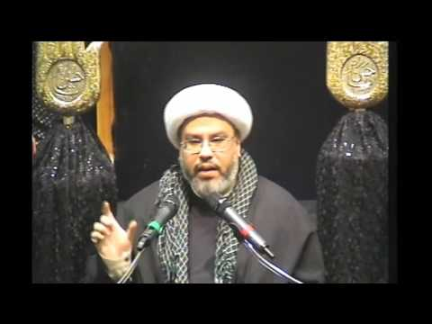 Glimpes into Dua 1- Sheikh Shabbir Hassanally - Ashra Zainabiya - Safar 18th Night 1438 2016 - English