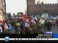 Ahead of G20 Londoners demand end of poverty - 29Mar2009 - English