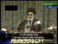 Leader Ayatollah Khamenei Reply to Obama Nowruz Message - Farsi English Subtitles