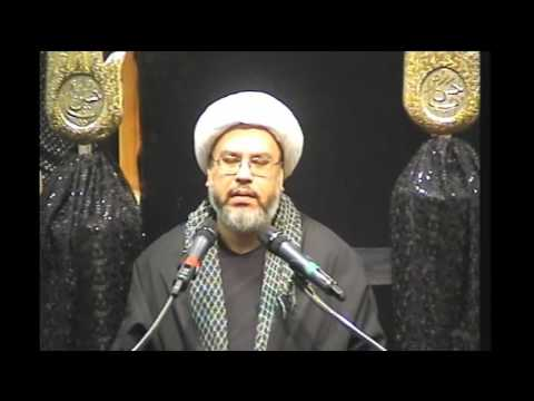 Glimpes into Dua 4 - Sheikh Shabbir Hassanally - Arbaeen Day - Safar 20th 1438 2016 - English
