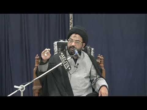 [02] Wilayat-e-Faqih Asr-e-Hazir Ki Zarurat | Moulana Syed Taqi Raza Abedi - Urdu