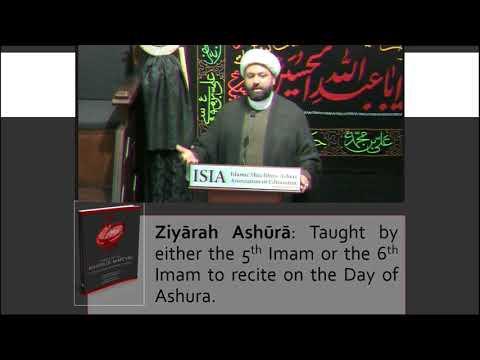 Philosophy & Etiquette of Ziyarat in the Islamic Teachings – Part II - English