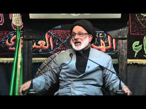 Majlis Wafat Hazrat Abu Talib as By Allama Syed Mohammad Askari - Urdu