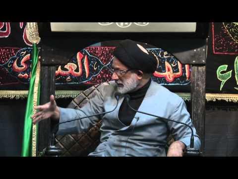 Majlis Shahadat Hazrat Imam Moosa Kazim as 1436 Hijari By Allama Syed Mohammad Askari - Urdu