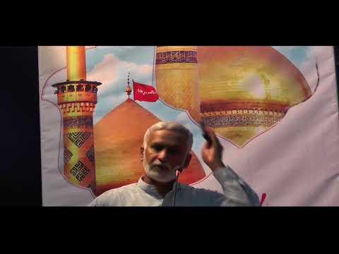 [2nd Convention of Asgharia Ilm o Amal] Karbala Aik Tahreek-Engr Hussain Moosavi - Sindhi