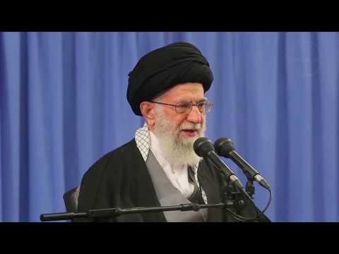 [Clip] Nabi Adalah Perwujudan dari Islam | Imam Sayyid Ali Khamenei - Farsi sub Malay