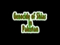 Shia Genocide - Support www.shaheedfoundation.org - English Urdu