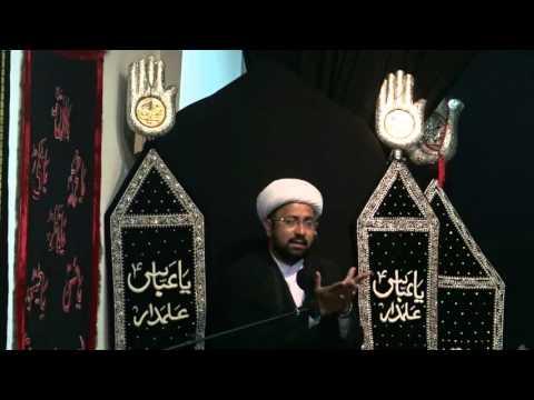 Majlis 2nd Moharram 1437/2015 Imam Hussain a.s Reached Karbala By Molana Mohammad Irfan - Urdu