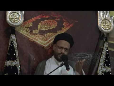 10th Lecture 23rd Ramzan-ul-Mubarak 1437/2015 Topic: Amaniyat (Peace) By H.I Moulana Syed Mohammad Zaki Baqri -