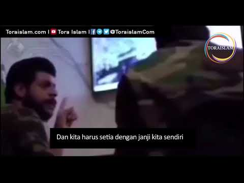 [Clip] Inilah Janji Jenderal Qasem Sulaymani di Hari Pemakaman Syahid Muhsin Hujaji - Farsi sub Malay