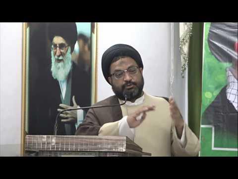 [Day 04] HAFTA-E-WAHDAT 1439 A.H - Moulana Syed Taqi Raza Abedi