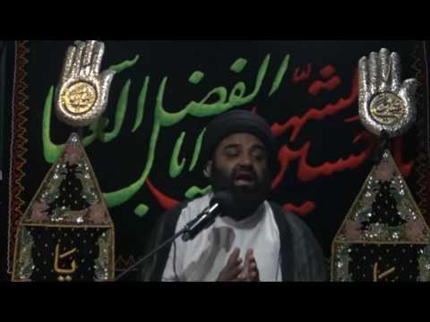 Majlis Eve of 19 Safarul Muzzafar 1438 Tazeem-e-Shuair aur Ahdaaf-e-Karbala By H.I Moulana Syed Kazim Abbas Naqvi - Urdu