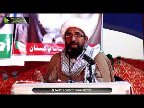 [Youm-e-Sadiqain] Moulana Ali Baksh | Mahdaviyat Muhafiz-e-Islam Convention 2017-ASO Pak - Urdu