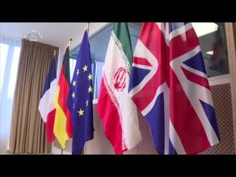[12Jan2018]  ایٹمی معاہدہ، امریکا کی خلاف ورزی، ایران کے خلاف پابندی - Urd