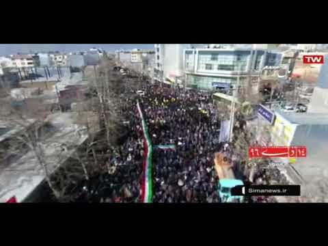 IRAN PROTEST RECENT - Farsi