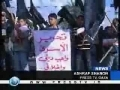 Gazans march to commemorate Prisoner Day - 16Apr09 - English