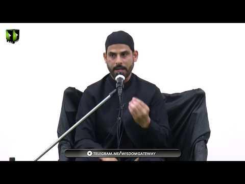 [Majlis 3] Khitaab: Moulana Mubashir Zaidi | Topic: Aaima as Markaz-e-Hidayat | Ayaam-e-Fatimiya (sa) 1439/2018