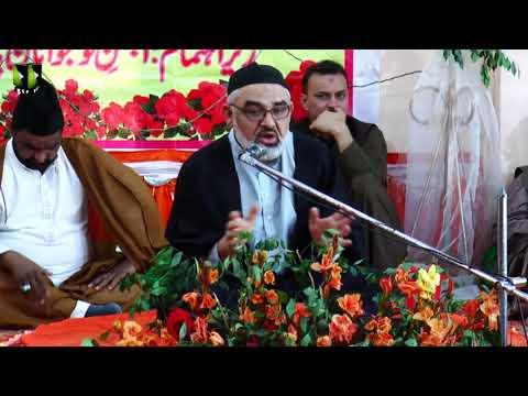 Jashan-e-Wiladat Imam Zain ul Abideen (as)   Khitaab: H.I Syed Ali Murtaza Zaidi - Urdu