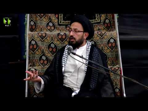 [Majlis]مجالس ایصال ثواب سے متعلق چند نکات اور والدین کے حقوق-H.I Sadiq Taqvi