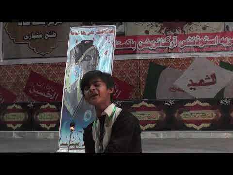 [47th Rahiyan Karballa o Ashiqan Mehdi Convention] Raho Abad Asghario- Fahad Mehdi-Sindhi