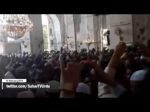 [16Feb2018] دشمنوں کے مقابلے میں عالم اسلام کا اتحاد ضروری ہے، صدر روحا�