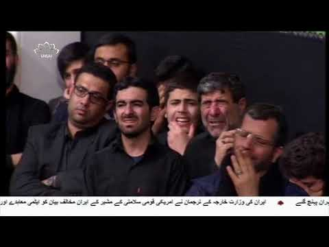 [18Feb2018] تہران میں رہبر انقلاب اسلامی کی شرکت سے ایام فاطمیہ کی مجال�