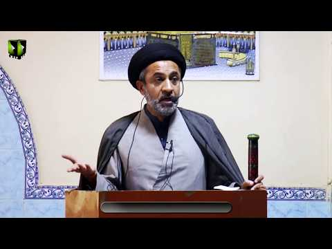 [ Friday Sermon ] H.I Muhammad Haider Naqvi | 23 February 2018 |  Masjid Khoja Isna Ashari Karachi - Urdu