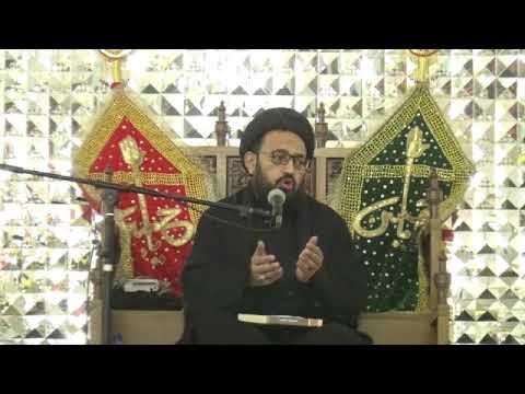 [Majlis 2] Topic: مقام و ولایت حضرت فاطمہ | H.I Sadiq Raza Taqvi - Urdu