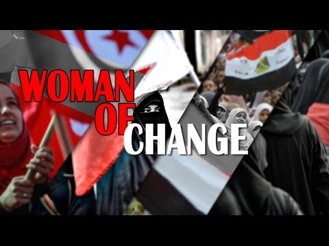 [Documentary] Women of Change (Women on the front line of protests in the Middle East and North Africa) - Englis