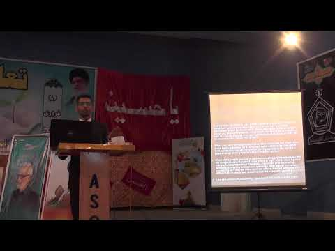 [47th Convention of Asgharia] Career Counselling By Session Judge Abdul Ghaffar Khosa - Urdu
