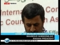 English - President Ahmadinejad Speech at Muslim Prosecutors Conf - 22nd April 09