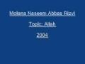 Molana Naseem Abbas Rizvi Allah 2004 01