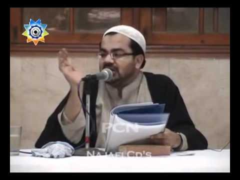 Lecture 1 : Superiority Month of Rajab  - Moulana Muhammad Raza Dawoodani - Urdu 2009