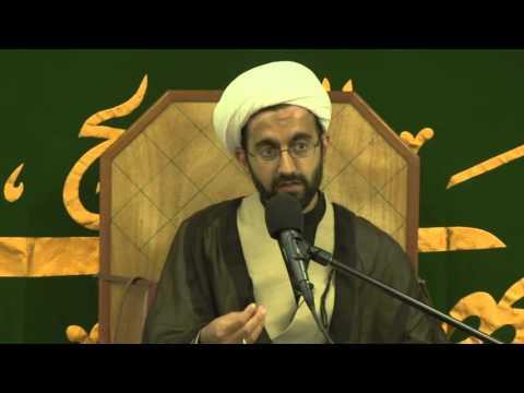 Sheikh Salim Yusufali  Me and the Quran Ramadan 2013 Night 2 - English