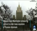 [28 March 2018] Russia accuses U.S. of 'colossal blackmail' over mass diplomat expulsions - English
