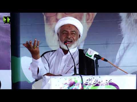 [Wilayat-e-Haq Convention 2018] یوم یعسوب الدین | Speech: Moulana Mohsin Mehdavi |Asgharia Org. Pak - Sindh